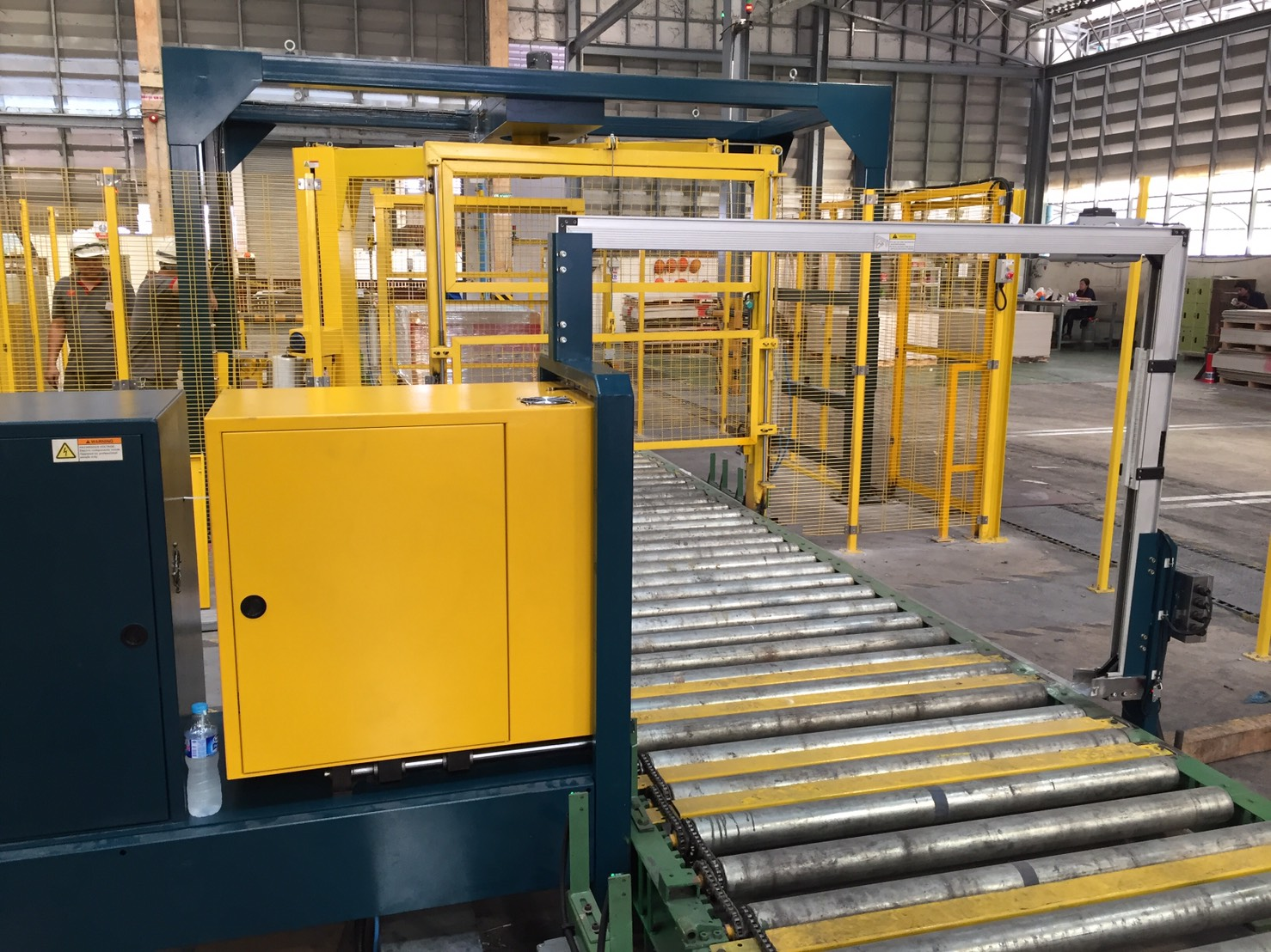 Fully Automatic Strapping 105B